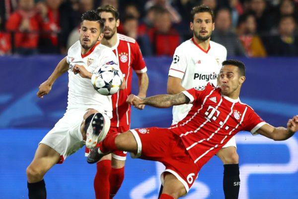 Bayern – Sevilla Champions League 11 April 2018