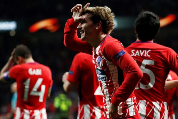 Europa League Sporting Lisbon – Atletico Madrid 12 April 2018