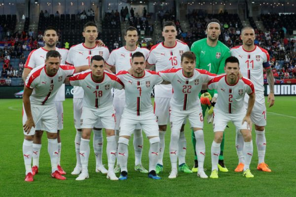 Costa Rica – Serbia World Cup 17/06/2018