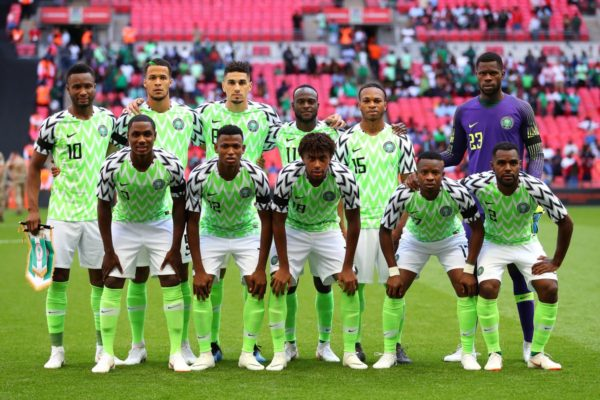 Croatia – Nigeria World Cup 16/06/2018