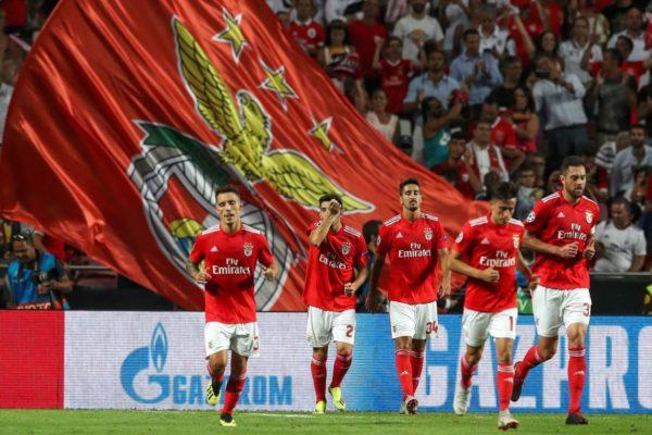 Champions League Benfica vs Bayern Munich 19/09/2018