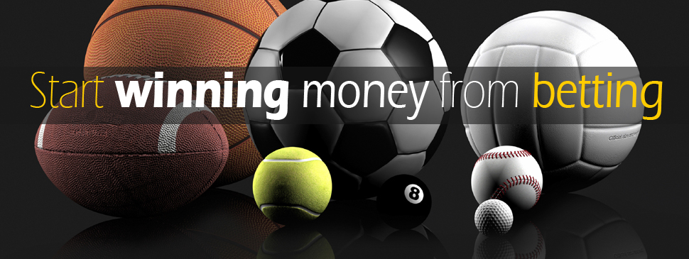Start winning money from betting