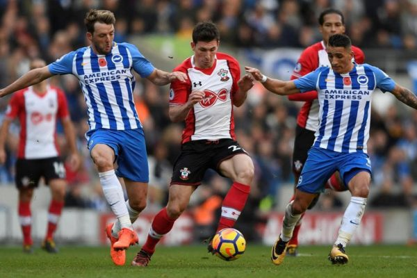 Premier League Southampton vs Brighton  17/09/2018