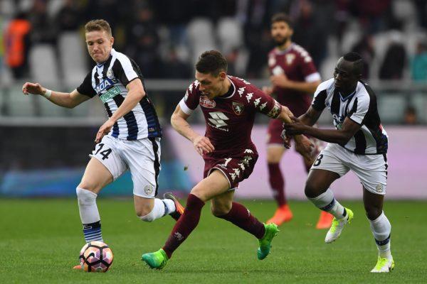 Betting Tips Udinese vs Torino 16/09/2018
