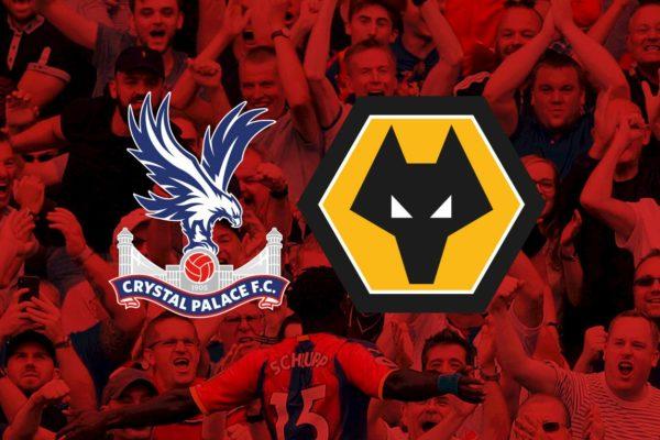 Premier League Crystal Palace vs Wolverhampton 6/10/2018