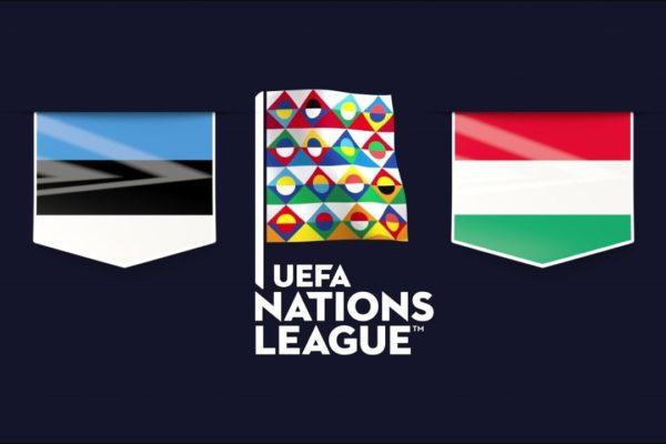 UEFA Nations League Estonia vs Hungary 15/10/2018