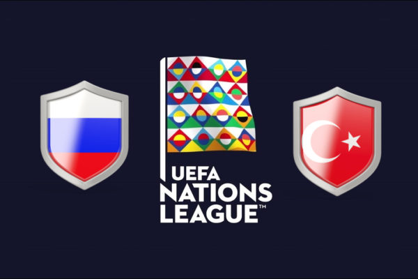 UEFA Nations League Russia vs Turkey 14/10/2018