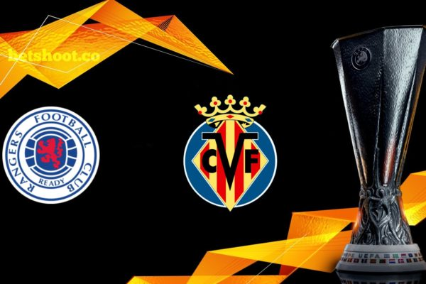 Glasgow Rangers vs Villarreal Europa League 29/11/2018