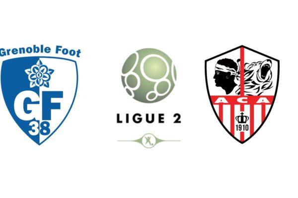 Grenoble vs AC Ajaccio Footbal Tips 9/11/2018