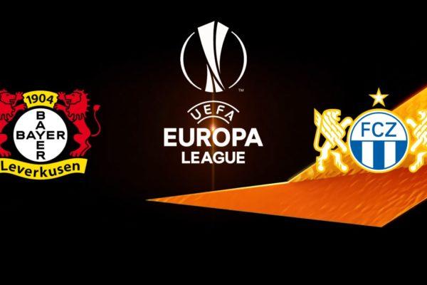 Leverkusen vs Zurich Europa League 8/11/2018