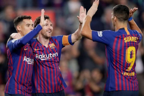 Espanyol vs Barcelona Betting Prediction 8/12/2018