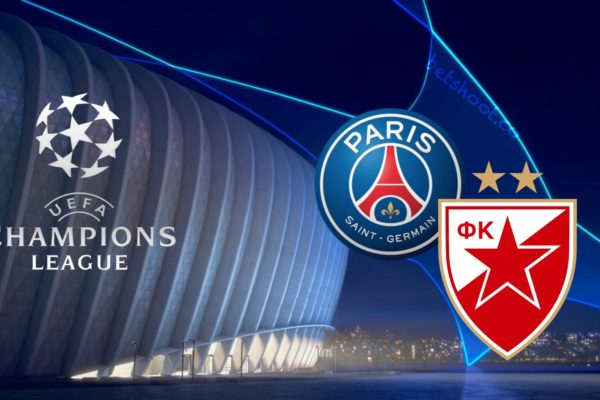 Red Star Belgrade vs PSG Champions League 11/12/2018