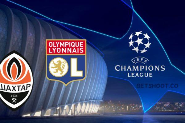Shakhtar Donetsk vs Lyon Premium Football Predictions