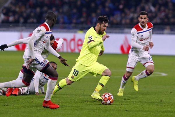 Barcelona vs Lyon betting tips  13 March 2019