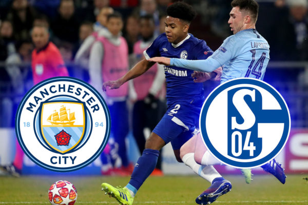 Manchester City vs Schalke 04 Free Betting Tips 12 March 2019
