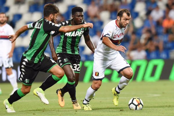 Sassuolo vs Sampdoria Genoa Free Betting Tips 16/03/2019