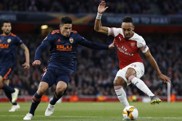 Valencia vs Arsenal Betting Predictions 9/05/2019