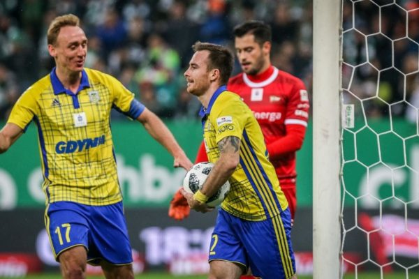 Pogon Szczecin vs Arka Gdynia betting tips  29/07/2019