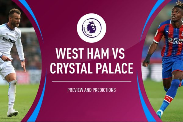 West Ham vs Crystal Palace Free Soccer Betting Tips