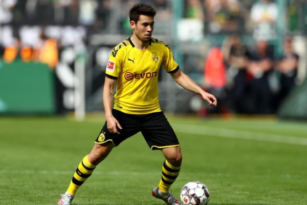 Raphael Guerreiro may reinforce Portuguese contingent in Barcelona