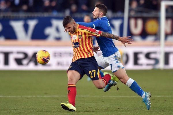 Lecce vs Brescia Free Betting Tips