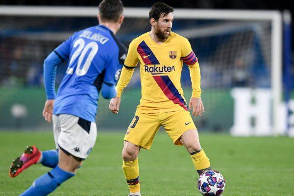 FC Barcelona vs SSC Napoli Free Betting Tips